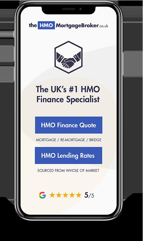 Get an HMO Mortgage Broker