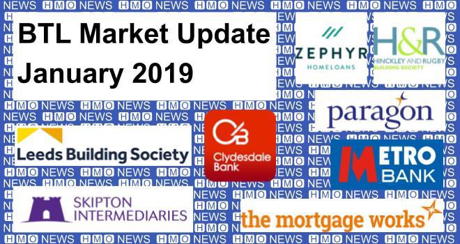 BTL Market Update – January 2019