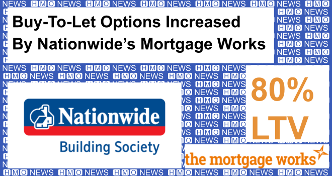Buy-To-Let Options Increased By Nationwide's Mortgage Works