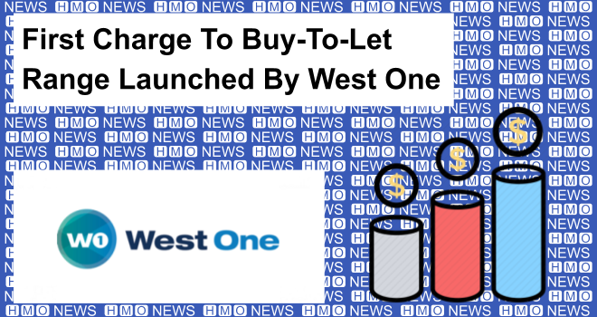 First Charge To Buy-To-Let Range Launched By West One