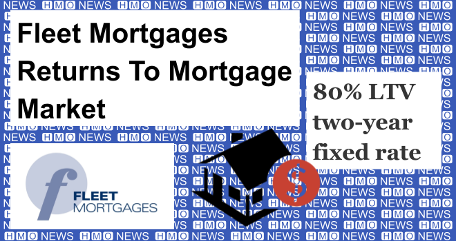 Fleet Mortgages Adds New Mortgage Products