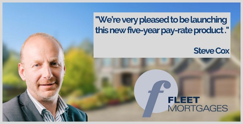 Fleet Mortgages Introduced a New Five-Year HMO Pay-Rate Deal